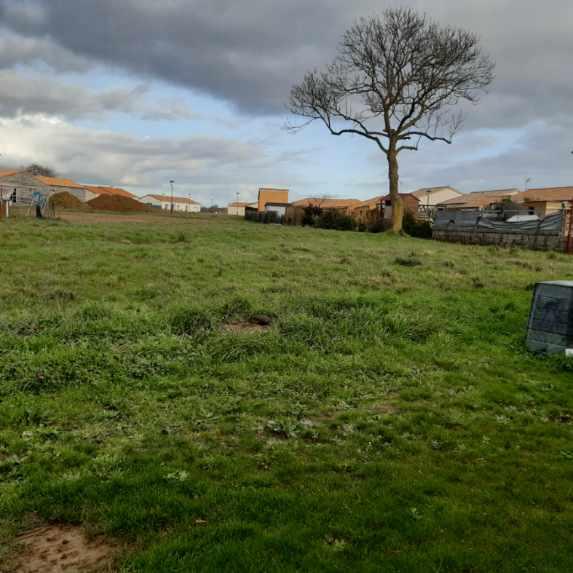 Terrain constructible à Beaurepaire
