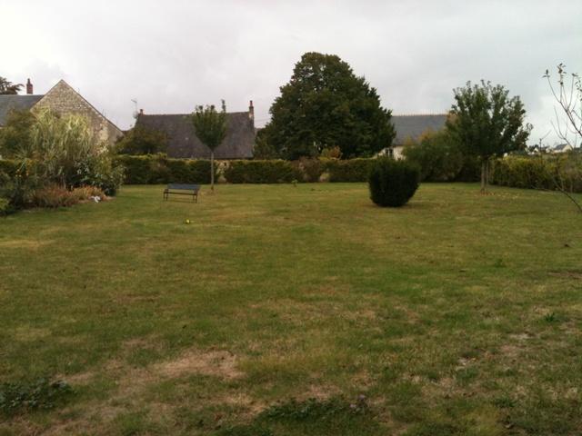 Terrain constructible à Beaumont-en-Véron