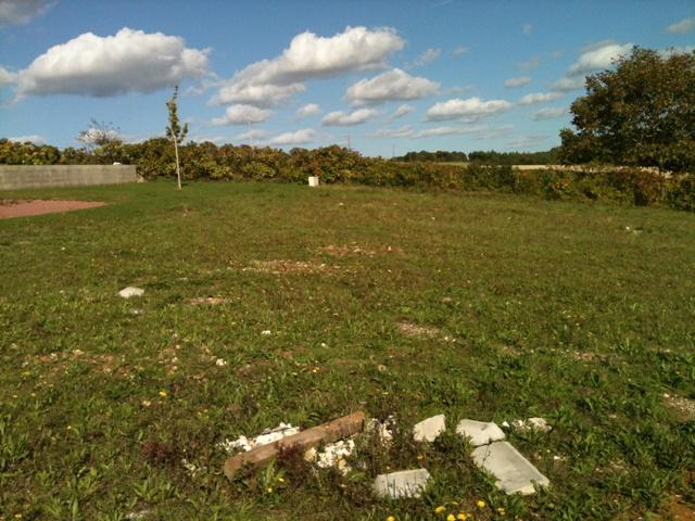 Terrain constructible à Cravant-les-Côteaux